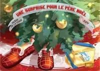La torre valérie De et  Judy - Une surprise pour le Père Noël [KAMISHIBAI.