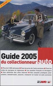 Goodtastepolice.fr Le guide 2005 du collectionneur auto Image
