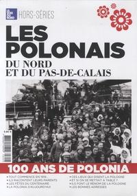 Jérémy Lemaire et Anne-Lise Teneul - La Voix du Nord Hors-série : Les Polonais du Nord et du Pas-de-Calais.