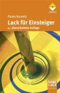 Lack für Einsteiger - 4., überarbeitete Auflage.