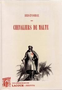 Lacour Editeur - Histoire des chevaliers de Malte.