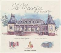 Ladame - Ile Maurice - Aquarelles.