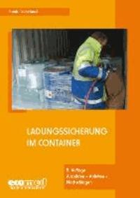 Ladungssicherung im Container.