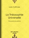 Lady Caithness - La Théosophie Universelle - Théosophie Bouddhiste.