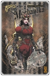 Joe Benitez - Lady Mechanika - Tome 02 - Révélations.