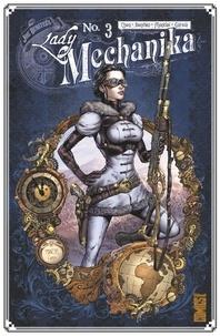 Marcia Chen - Lady Mechanika - Tome 03 - Les tablettes du destin (1ère partie).