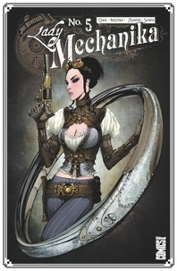 Marcia Chen - Lady Mechanika - Tome 05.