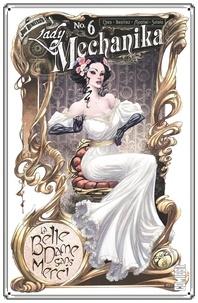 Marcia Chen - Lady Mechanika - Tome 06 - La Belle dame sans merci.
