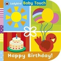 Ladybird books - Baby Touch - Happy Birthday!.