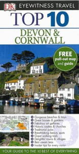 Ladybird books - Devon & Cornwall - Free pull-out map and guide.