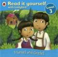 Ladybird books - Hansel and Gretel.