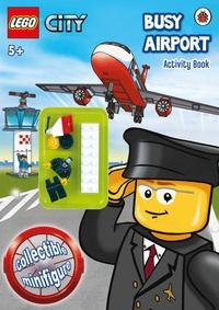 Ladybird books - Lego City - Busy Airport Activity Book.