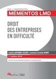 Laetitia Antonini-Cochin et Laurence-Caroline Henry - Droit des entreprises en difficulté.
