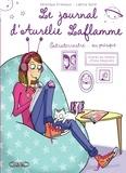 Laetitia Aynié et Véronique Grisseaux - Le Journal d'Aurélie Laflamme - Tome 1 - Extraterrestre. ou presque ! - Version quebecoise.