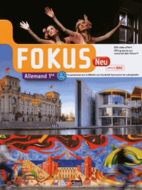 Laetitia Bally - Allemand 1re B1-B2 Fokus Neu. 1 DVD