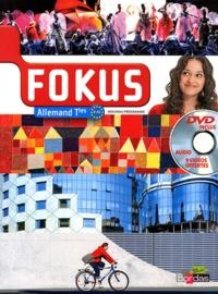 Laetitia Bally et Brigitte Benhamou - Allemand Tles Fokus. 1 DVD