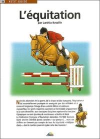 Laetitia Bataille - L'équitation.