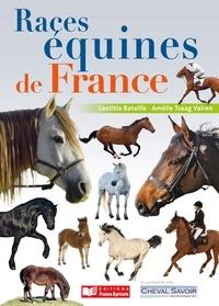 Laetitia Bataille et Amélie Tsaag-Valren - Races équines de France.