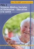 Laëtitia Carrera - Bac Pro ASSP- 1re et Tle - Pôle 2 - Sciences Médico-sociales et animation-Education à la santé.