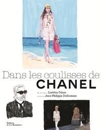 Laetitia Cénac - Dans les coulisses de Chanel.