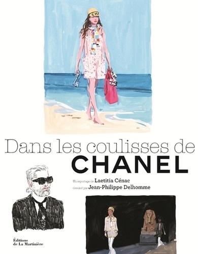 Dans Les Coulisses De Chanel Grand Format