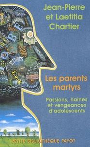 Laetitia Chartier et Jean-Pierre Chartier - .