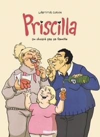 Ebooks gratuits à télécharger en format pdf Priscilla  - On choisit pas sa famille en francais par Laetitia Coryn