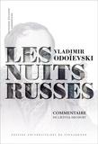 Lætitia Decourt - Les Nuits russes de Vladimir Odoïevski.