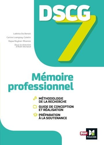 Laëtitia Do Benoit et Rajaa Roybier - DSCG 7 - Mémoire professionnel - Manuel.