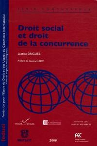 Feriasdhiver.fr Droit social et droit de la concurrence Image