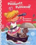 Laetitia Etienne - Mona, pétillante petite princesse - 5 aventures au château.