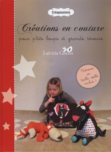 Laëtitia Gheno - Créations en couture pour p'tits loups et grands rêveur.