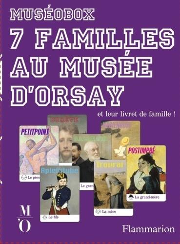 Laetitia Iturralde - 7 familles au musée d'Orsay.