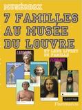 Laetitia Iturralde - 7 familles au musée du Louvre.