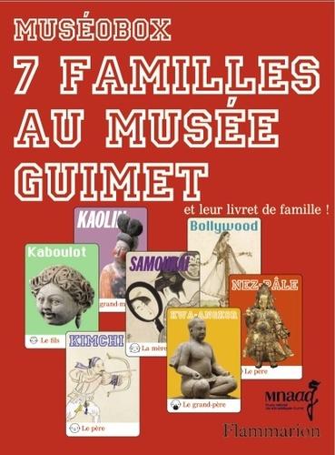 Laetitia Iturralde - 7 familles au Musée Guimet.