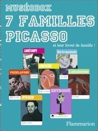 Laetitia Iturralde - 7 familles Picasso.