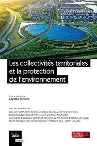 Laetitia Janicot - Les collectivités territoriales et la protection de l'environnement.