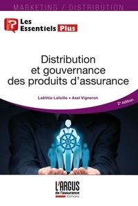 Laëtitia Lafaille - Distribution et gouvernance des produits d'assurance.