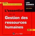 Laëtitia Lethielleux - L'essentiel de la gestion des ressources humaines.
