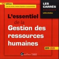 Téléchargement d'ebooks en espagnol L'essentiel de la gestion des ressources humaines ePub 9782297076173 par Laëtitia Lethielleux