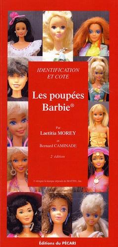 Laetitia Morey - Les poupées Barbie.
