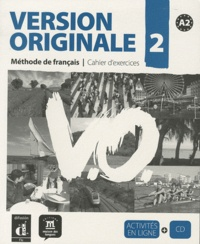 Histoiresdenlire.be Version originale 2 A2 - Cahier d'exercices Image