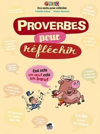 Laetitia Pelisse et Mauro Mazzari - Proverbes pour réfléchir.