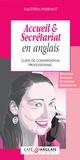 Laetitia Perraut - Accueil & secrétariat en anglais - Guide de conversation professionnel.