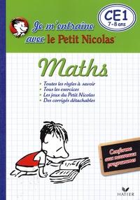 Laetitia Ripoll - Maths CE1 - Je m'entraîne avec le Petit Nicolas.