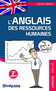 Laetitia Urbach - L'Anglais des ressources humaines.