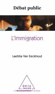 Laetitia VanEeckhout - Débat public: l'immigration.