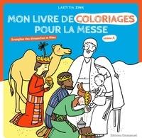 Galabria.be Mon livre de coloriage pour la messe Image