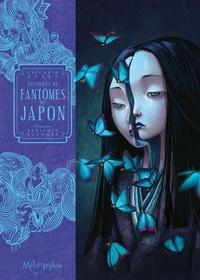 Lafcadio Hearn et Benjamin Lacombe - Histoires de fantômes du Japon.