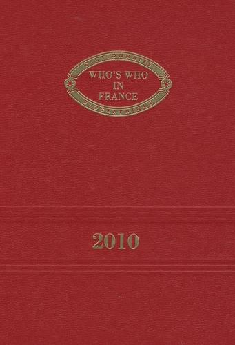 Lafitte-Hébrard - Who's Who in France 2010 - Qui est qui en France.